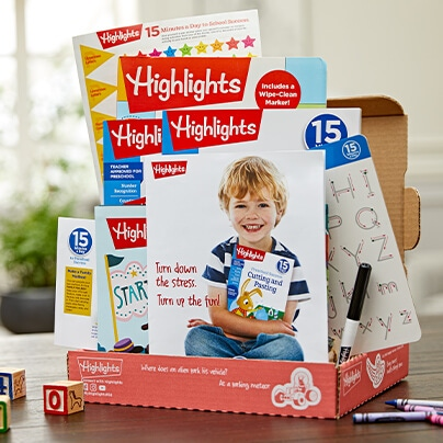 50% OFF First Learning Subscription Box