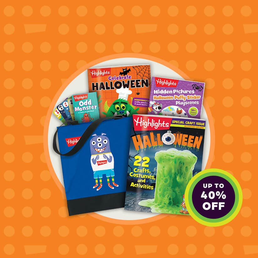 Up to 40% off our Halloween collection, including gift sets curated by age.