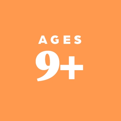 Ages 9+