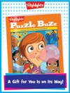 Puzzle Buzz Foldable Anytime Gift Announcement