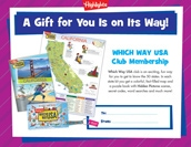 Which Way Certificate Holiday Gift Announcement